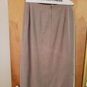 Willi Smith skirt- goes w/ WS Jacket in my closet